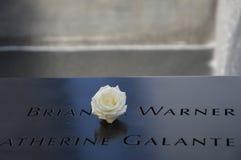Ground zero di New York Immagini Stock