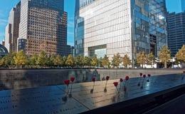 Ground Zero Memorial Stock Photos