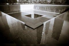 Ground Zero memorial Royalty Free Stock Photography