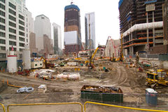 Ground Zero, New York Stock Photography