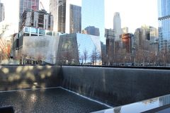 Ground zero in New York Fotografia Stock