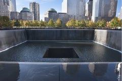 Ground Zero New York City Royalty Free Stock Image