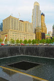 Ground zero, New York, U.S.A. Fotografia Stock