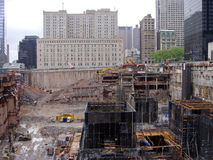 Ground zero NY Stock Photos