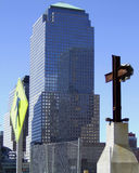 Ground Zero - NY Royalty Free Stock Photo