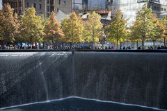 Ground Zero, NY Royalty Free Stock Photography