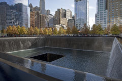 Ground Zero, NY Royalty Free Stock Images