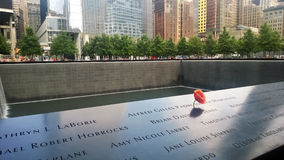 Ground zero usa Stock Image