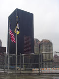 Ground zero - World Trade Center Immagini Stock Libere da Diritti