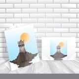 Groundhog Day. Stockbilder