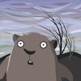 Groundhog Dzień ilustracji