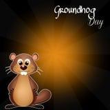 Groundhog Royalty Free Stock Photos