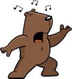 Groundhog Singing Royalty Free Stock Photography