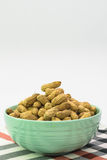 groundnut Royaltyfria Bilder
