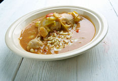 Groundnut Soup Stock Images