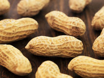 groundnuts Obraz Royalty Free
