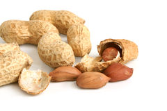 Groundnuts Stock Photos
