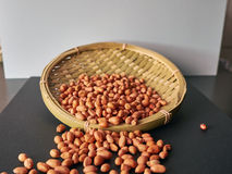 groundnuts Imagens de Stock Royalty Free
