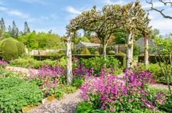 Grounds and gardens, Hutton in the Forest, Cumbria, England Stock Photos