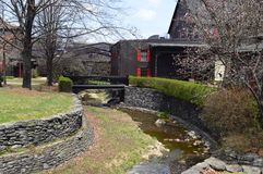 Grounds of Maker's Mark Distillery Royalty Free Stock Image