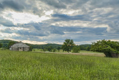 Grounds of Valley Forge Royalty Free Stock Images