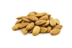 Group of Almond Royalty Free Stock Photo