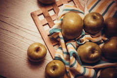 Group of apples Royalty Free Stock Photography