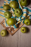 Group of apples Royalty Free Stock Photo
