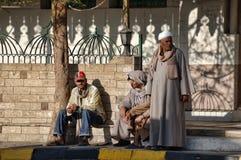 Group of arab men Royalty Free Stock Image