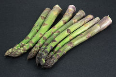 Group of  asparagus. Royalty Free Stock Photography