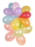 Group of balloons Royalty Free Stock Images
