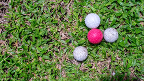 Group of balls Royalty Free Stock Photography