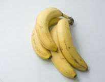 Group bananas  Royalty Free Stock Photo