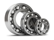 Group of bearings  Stock Photography