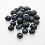 Group of blueberries. Stock Image