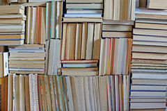 Group of books Stock Image
