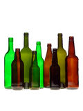 Group of bottles Stock Photos