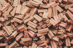 Group of bricks Royalty Free Stock Images