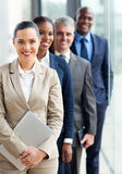 Group business executives Stock Images