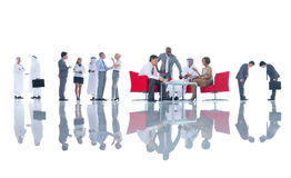 Group Business Meeting Conference Seminar Concept Royalty Free Stock Photos