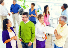 Group Business Meeting Teamwork Collaboration Concept Royalty Free Stock Photos