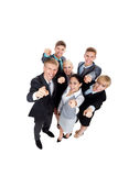 Group of business people Royalty Free Stock Photo