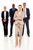 Group business people Stock Image
