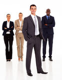 Group business people Stock Photography