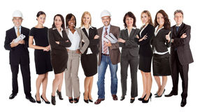 Group of business people Royalty Free Stock Photography