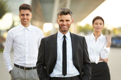 Group of business people. Business team. royalty free stock photography
