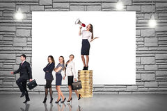 Group of business people. Stock Images