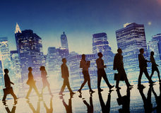Group Business People City Collaboration Concept Stock Photos