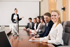 Group business people Royalty Free Stock Photos