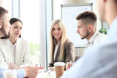 Group of business people Stock Photography